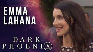 Emma Lahana of Marvel's Cloak & Dagger LIVE at the X-Men: Dark Phoenix red carpet!