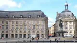 видео Достопримечательности Бордо (Франция)