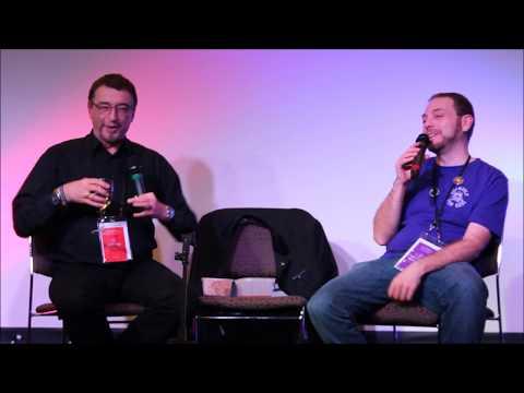 2 Nullus Anxietas VI Stephen Briggs Interview, 2017