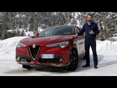 2017 alfa romeo stelvio essai montagnard transalpin test 2 2 diesel 210 ch youtube. Black Bedroom Furniture Sets. Home Design Ideas
