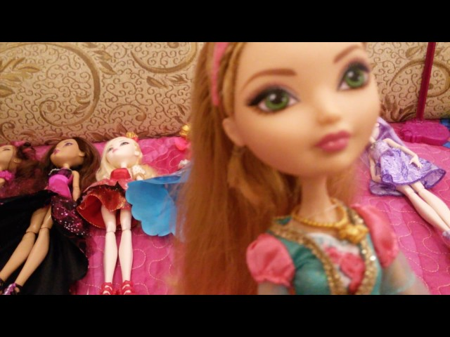 Моя коллекция Ever After High