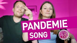 Jakob Schwerdtfeger und Lara Ermer – Peter Pandemie