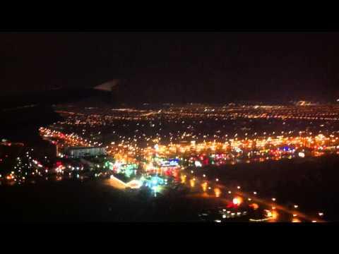 Jet Blue: Long Beach - Las Vegas Arrival