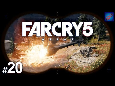 Far Cry 5 | 20 | It's Called Turning The Tables, MotherF***er