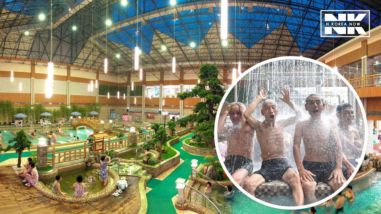 N. Korea treats war veterans to luxury spa resort, despite reported poverty and COVID-19