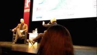 PAUL VERHOEVEN Talks About STARSHIP TROOPERS / 63. Berlinale / 10 February 2013