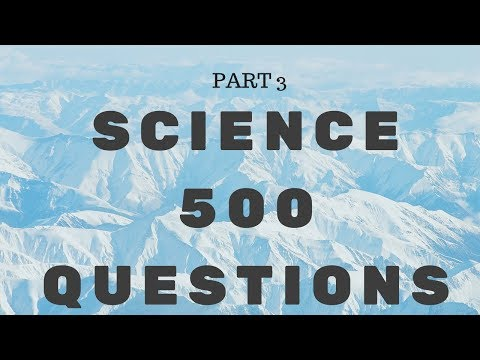 500 science questions for all HSSC exams |HSSC के लिए विज्ञा