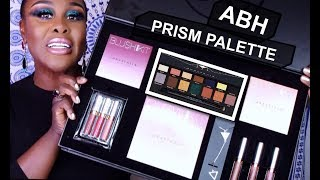 NEW Anastasia Beverly Hills PRISM Palette + ENTIRE Holiday Collection Tutorial & Review | FDV
