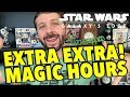 EXTRA EXTRA Magic Hours Coming to Walt Disney World for Star Wars Galaxy's Edge & More!