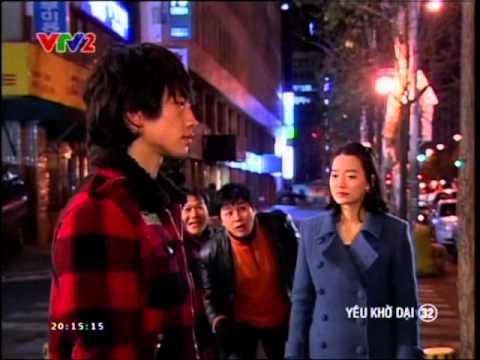 Yêu Khờ Dại - Tập 32 - yeu kho dai - Phim Hàn Quốc