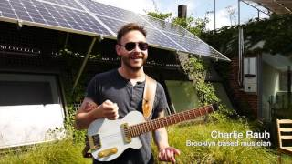 Brooklyn Microgrid Presents Charlie Ruah (Solar Guitar)