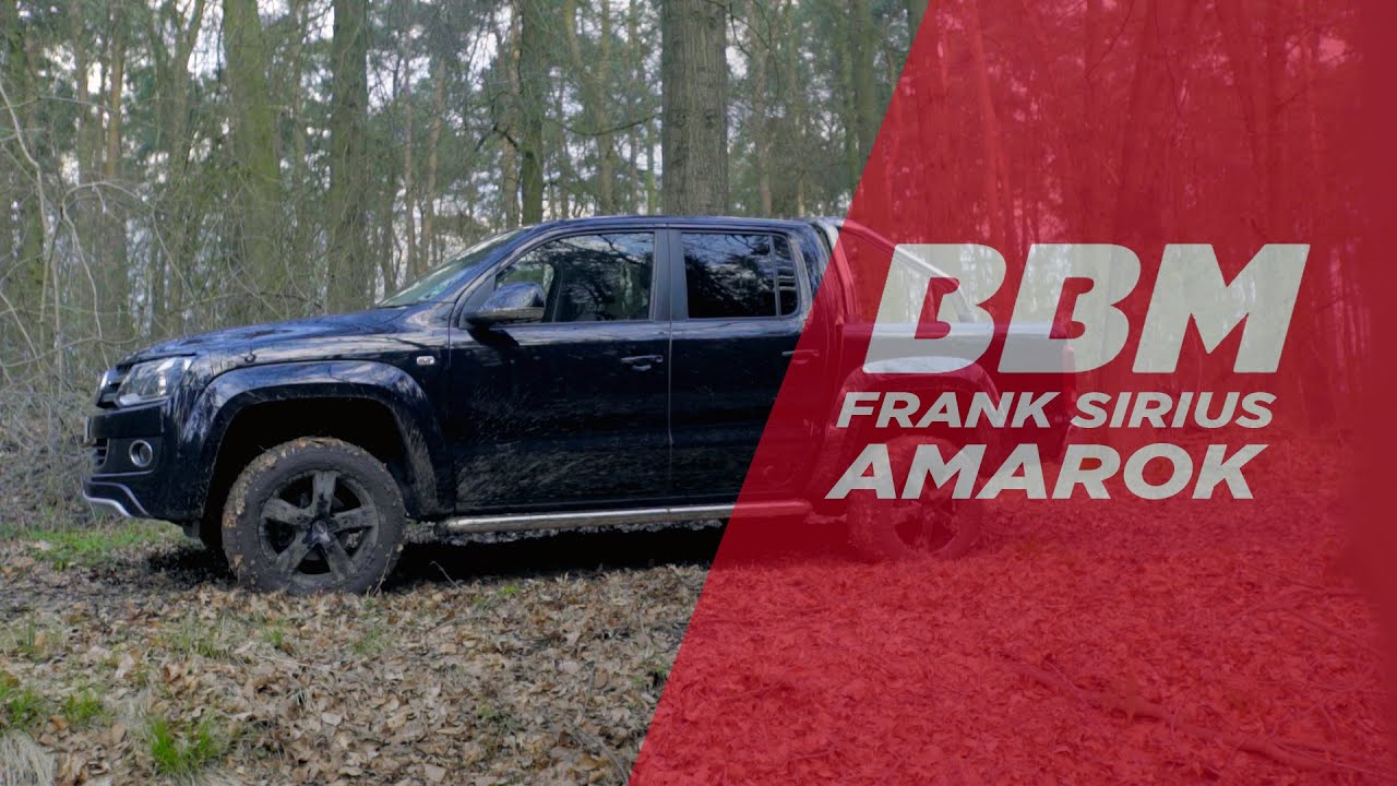 frank sirius vw amarok tuning by bbm youtube. Black Bedroom Furniture Sets. Home Design Ideas