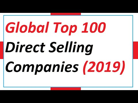 Top 100 MLM Network Marketing Companies In The World / 1st indian company  select top 100 mlm company