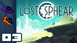 Let's Play Lost Sphear - Nintendo Switch Gameplay Part 3 - You Saved The Town?! Now Die!