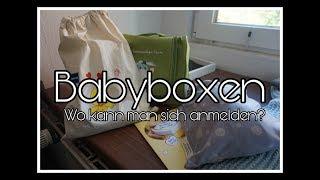 Babyboxen | Geschenke von DM.. Rossmann..|| Schwanger mit 18