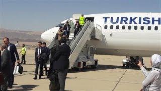 الخطوط التركية تستأنف رحلاتها الى العقبة بعد توقف دام 17 شهر