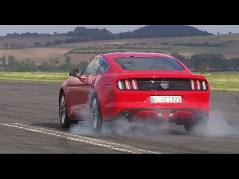 Ford Mustang GT: Burnout-Syndrom - Die Tester | auto motor und sport