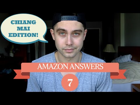 Amazon Answers Ep 7: My Freight Forwarding Experience, Setti