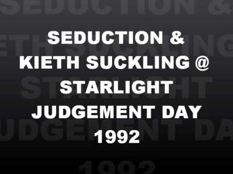 SEDUCTION & KEITH SUCKLING @ Starlight, Judgement day, Staffs 1992