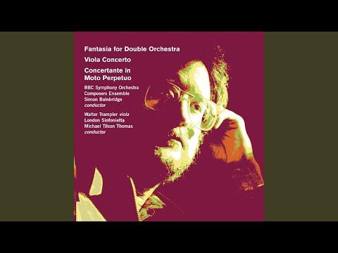 Viola Concerto: II. —