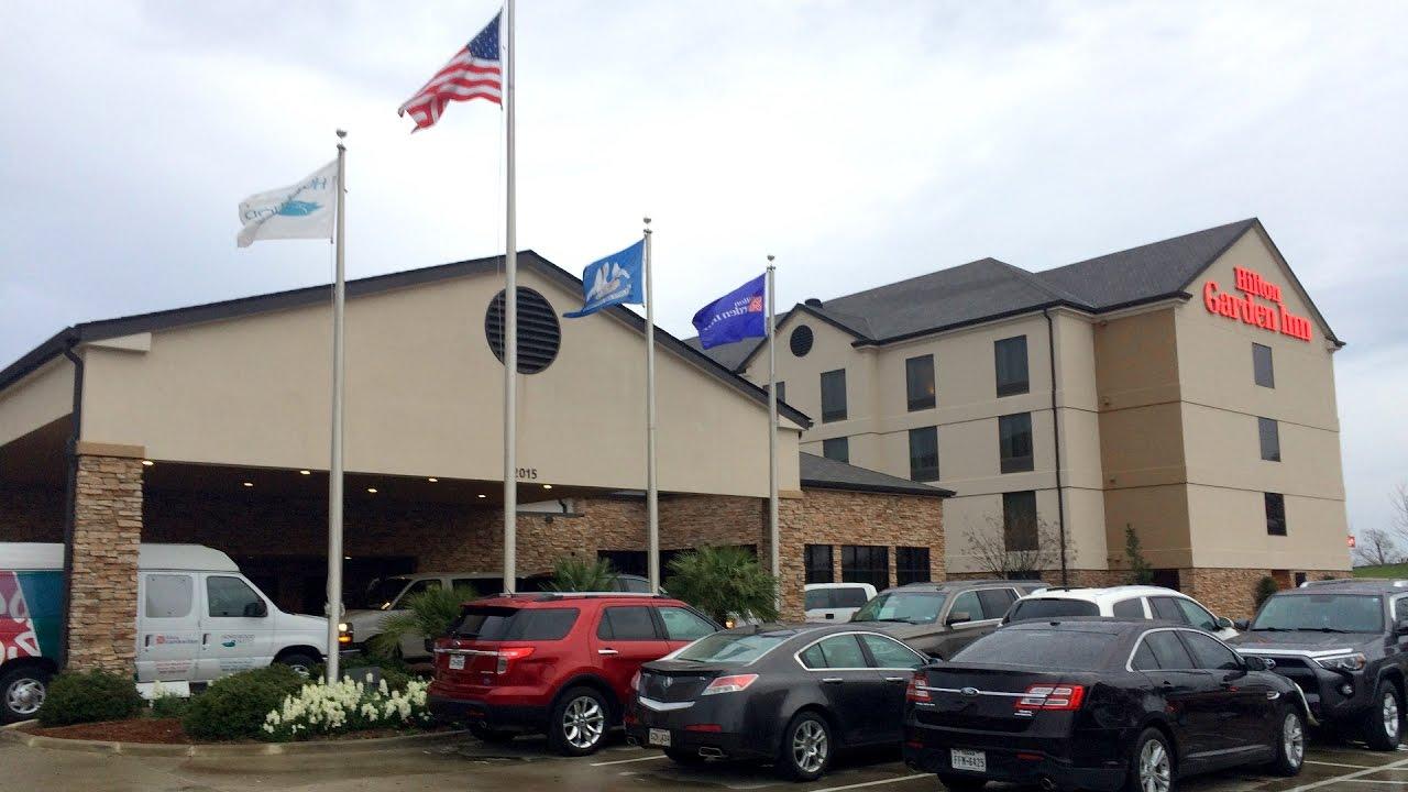 Hotel Review 014 Hilton Garden Inn Shreveport Bossier City Youtube
