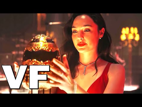 "RED NOTICE ""La Grosse Scène de Combat"" Extrait VF (2021)"