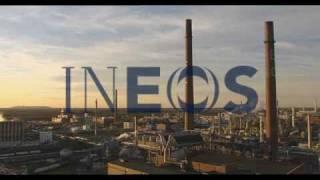 Impressionen von INEOS in Köln