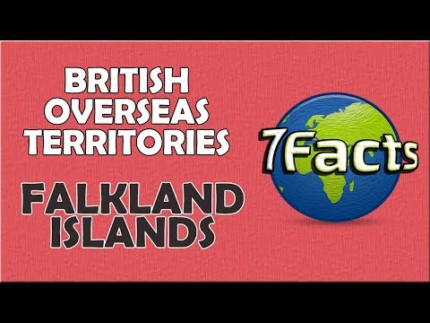 7 Facts about the Falkland Islands