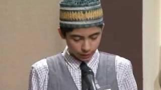 Gulshan-e-Waqfe Nau (Atfal) Class: 7th March 2010 - Part 5 (Urdu)