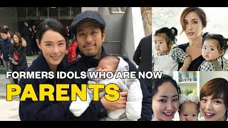 Former Idols who are now Parents