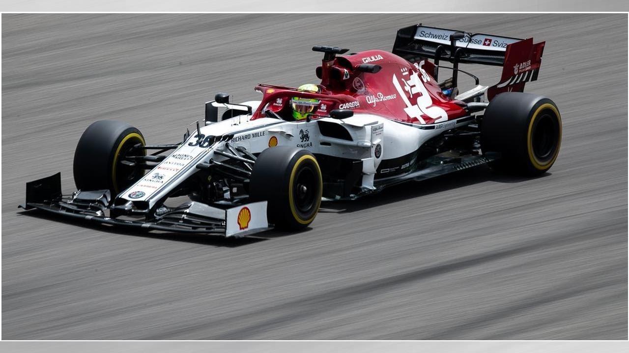 Formel 1 Qualifying Baku