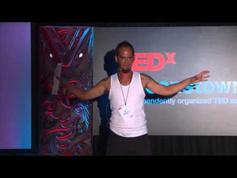 Wearing Our Skin: Jeromy Van Riel at TEDxQueenstown