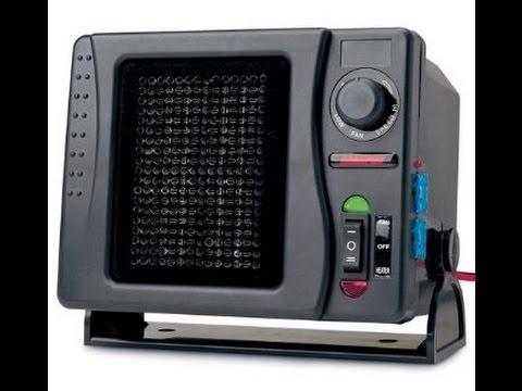 Roadpro 300w 12v Heater
