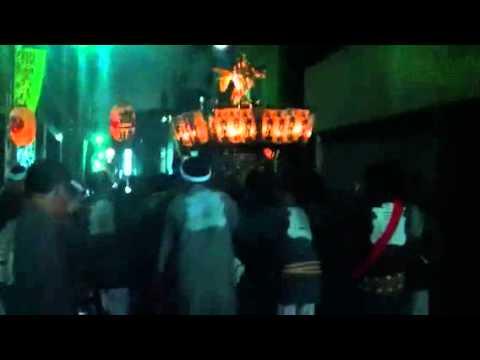 Festivals in kanamecho Toshima-ku Tokyo
