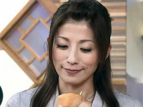 ヘアスタイルが可愛い中田有紀