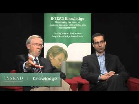 INSEAD Emeritus Professor H. Landis Gabel and Professor Filipe Santos on CSR