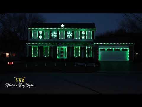 Hidden Bay Lights 2017  Christmas Vacation