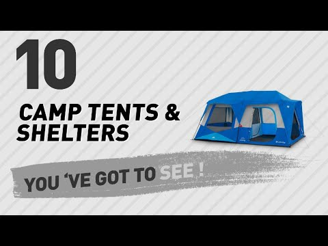 Columbia, Top 10 Best Sellers // Camp Tents & Shelters