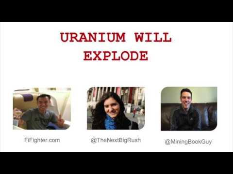 Uranium stocks will explode / Gold Vs Bitcoin
