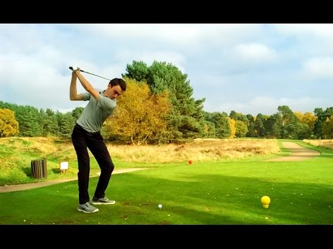 My Last Attempt at Open Qualifying + Playing Enville Golf Course