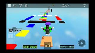 Playing On Samsung Galaxy Note 8 / Roblox Gameplay