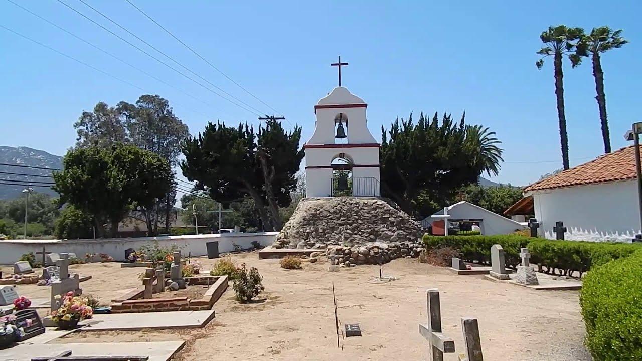 Mission San Antonio De Pala Pala California Youtube