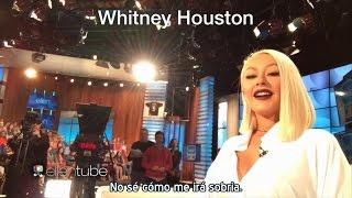"""Christina Aguilera - Jugando """"Heads Up!"""" en Ellen - ángulo versión iPad (Subtítulos español)"""