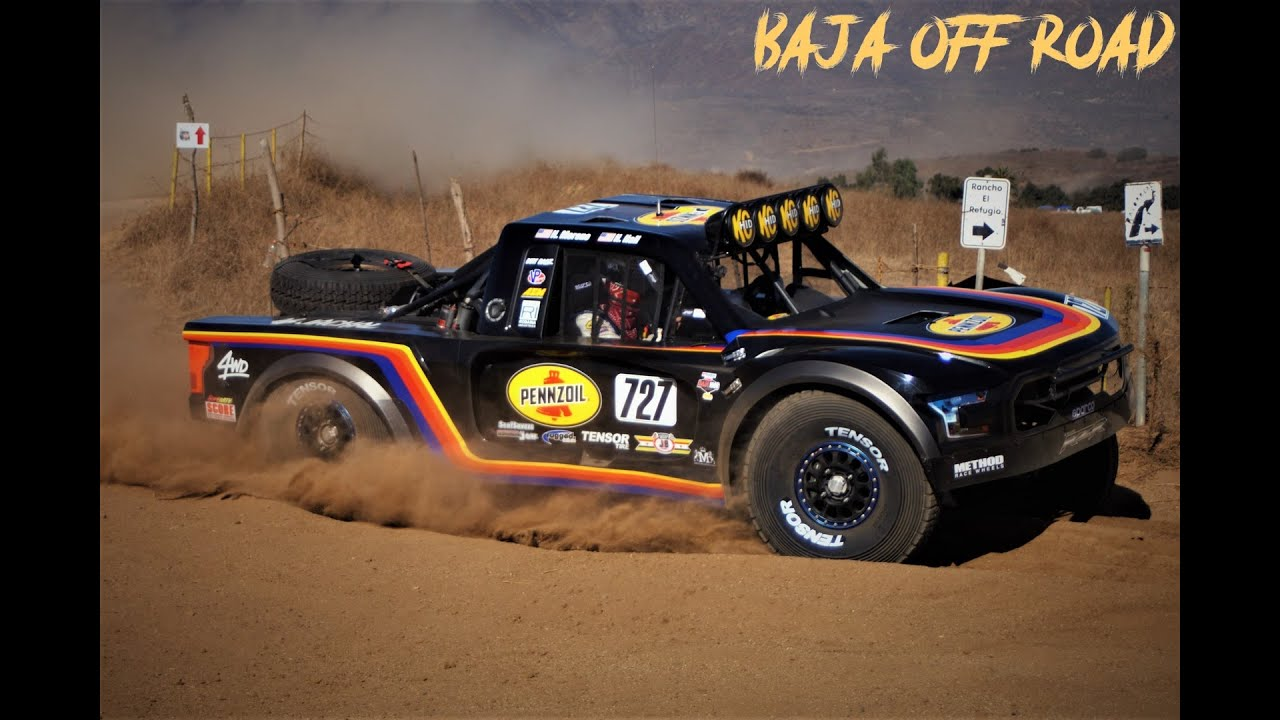 Baja 1000 2020 Clases 7, 8, 12, ,16, 5, 11