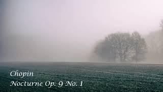 [ 2h Repeat ] 쇼팽(Chopin) _ 녹턴 1번(Nocturne No. 1)ㅣ사색ㅣ휴식ㅣ독서 ㅣ백색소음ㅣ