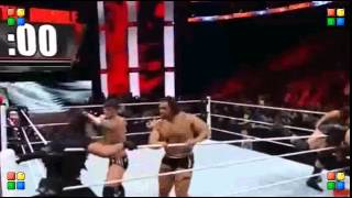 WWE 30 Man Royal Rumble 2014 Full Match Part 3