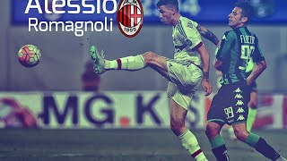 Alessio Romagnoli - The Young Defender - Ac Milan 2015/2016