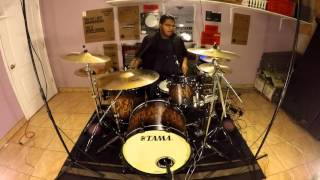 6/8 Fusion - Drum Cover - Dave Mackay