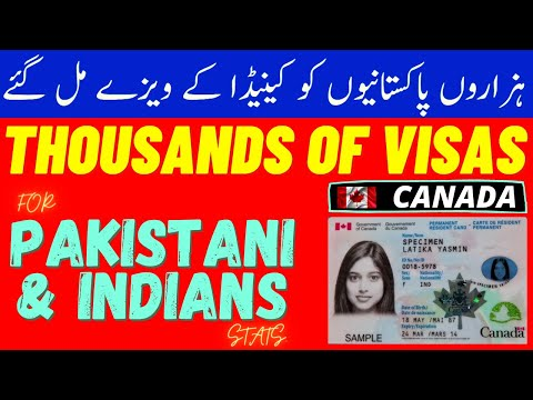 EXCITING NEWS: CANADA IMMIGRATION PR MONTHLY INCREASING FOR PAKISTANIS AND INDIANS