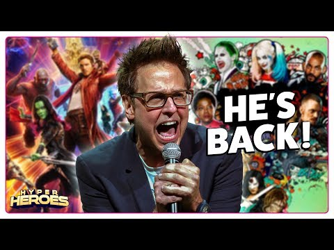James Gunn is Back for Guardians of the Galaxy Vol. 3 - Hyper Heroes